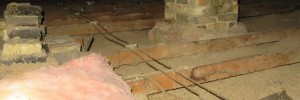 Removing Knob And Tube Wiring That Is Buried In Insulation
